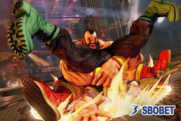 street fighter battle