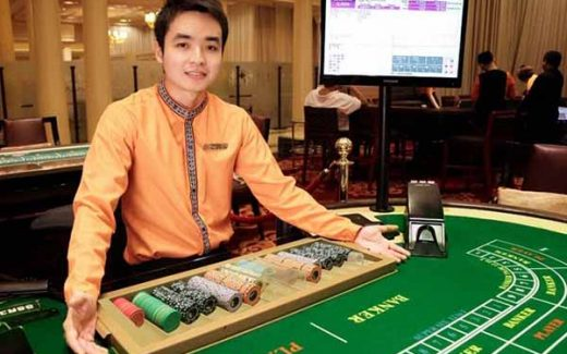 baccarat game online