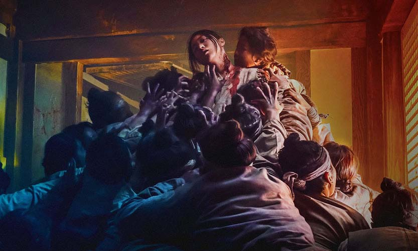 Netflix Kingdom Game zombies