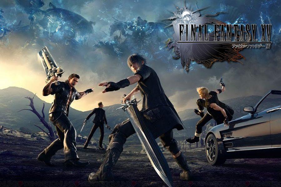 เตรียมลงสู่พีซี Final Fantasy XV จ่อปล่อยต้นปี 2018